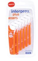 Межзубные ершики Interprox Plus Supermicro (0.7мм) 6 ШТУК