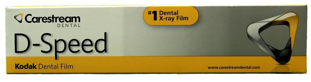 Рентгеновская пленка Kodak D-Speed Film, Carestream