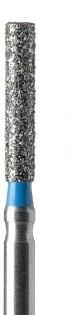 Боры алмазные 835KR-010M, цилиндрические,средняя зернистость