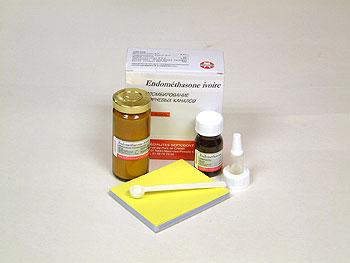 Эндометазон N - набор (14гр пор.+ 10 мл ж-ть + блокнот) - Endomethasone N