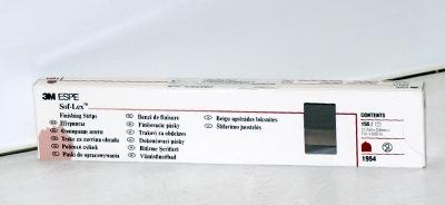 Пластиковые штрипсы Sof-Lex  №1954