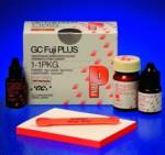 Фуджи Плюс - GC Fugi Plus-Цемент для фиксации коронок, цвет А3