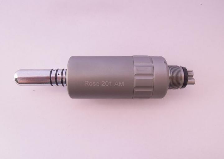 Микромотор М4 пневматический с внутренним охлаждением для угловых и прямых наконечников, Китай