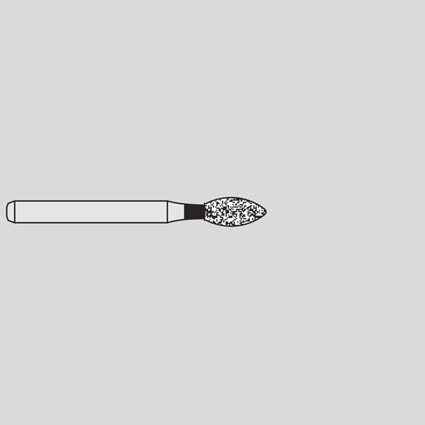 E 368 SC 314 021,бор сверхгрубый алмазный стоматологический ECO