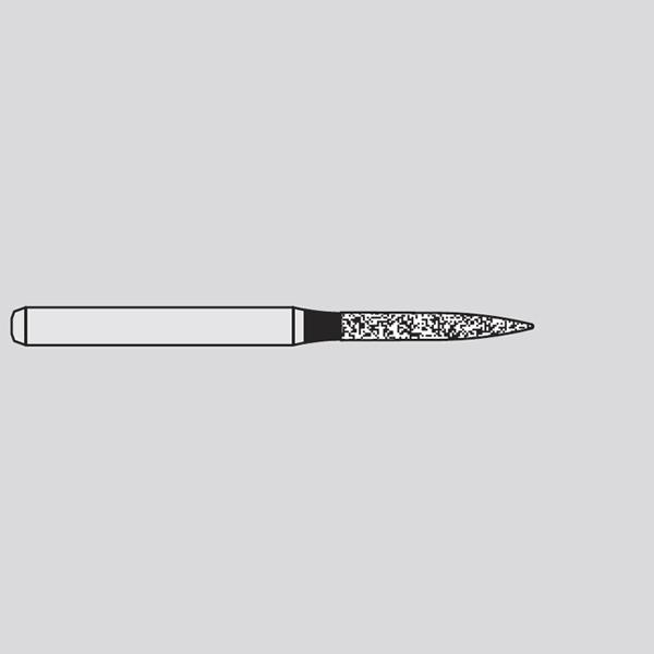 E 862 SC 314 012,бор сверхгрубый алмазный стоматологический ECO