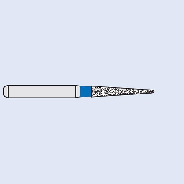 E 858 M 313 014 бор стандартный короткий алмазный стоматологический ECO