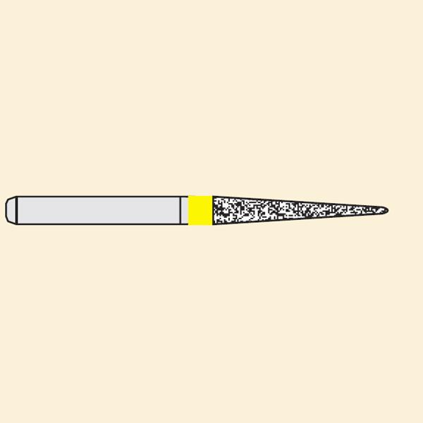 E 859 EF 314 016 бор сверхмелкой абразивности стоматологический ECO