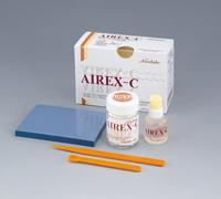 Айрекс-С - Airex-C - цемент с выделением фтора для постоянной фиксации( 20гр.пор.+ 15мл жидк.)