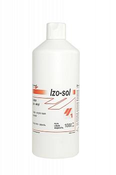 ИзоСол - Izo-Sol (1000 мл) - изолирующий лак для гипса
