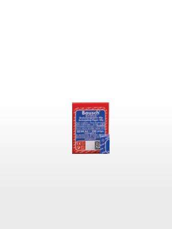 """ВК63 - артикуляционная бумага, син/крас, 200 листов, 40мкр, """"Bausch"""", Германия"""
