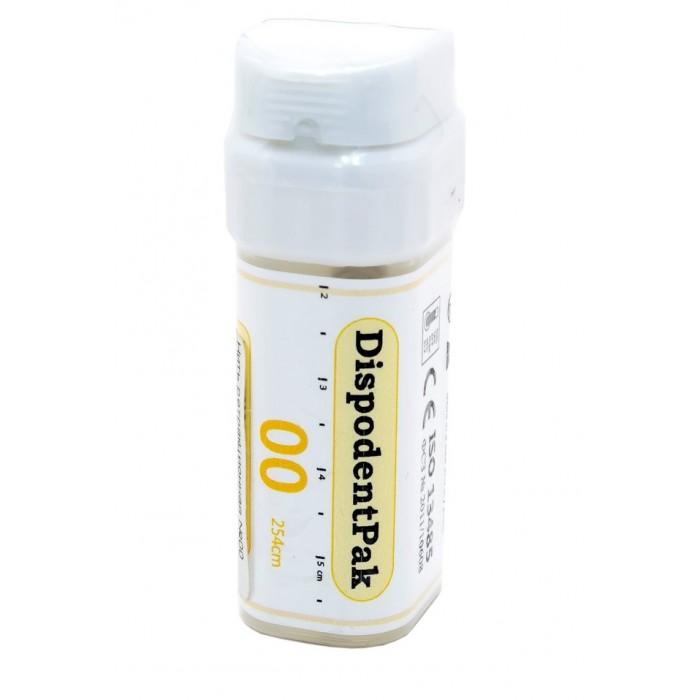 Ретракционная нить Дисподент Пак-Dispodent Pak ( без пропитки)№000