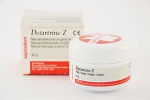 ДетартринZ- паста предназначенная для удаления и профилактики зубного камня и налета, 45г.